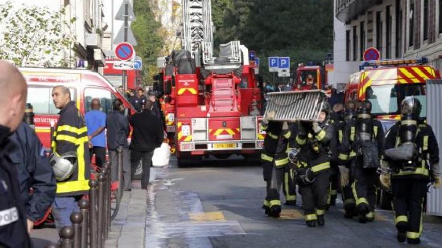 Beaucoup d'activité pour les pompiers de Savoie
