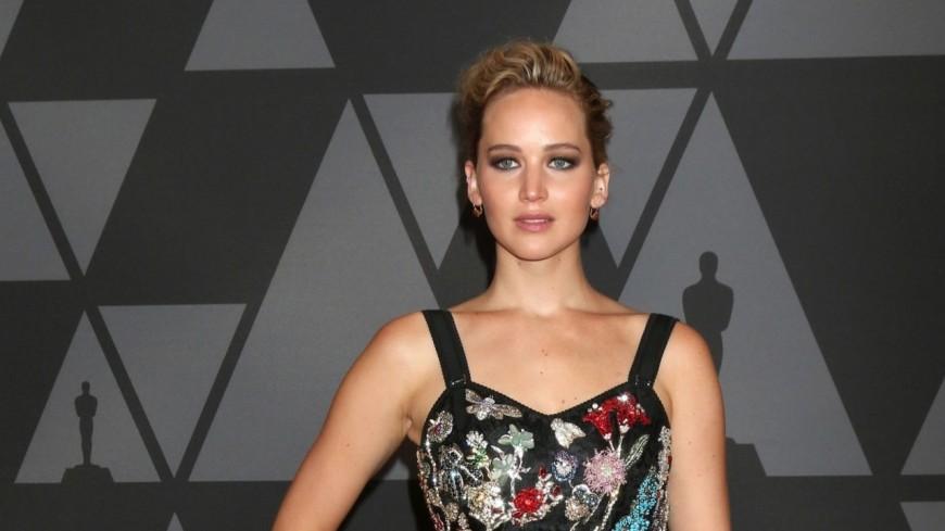Jennifer Lawrence a dit oui à son compagnon