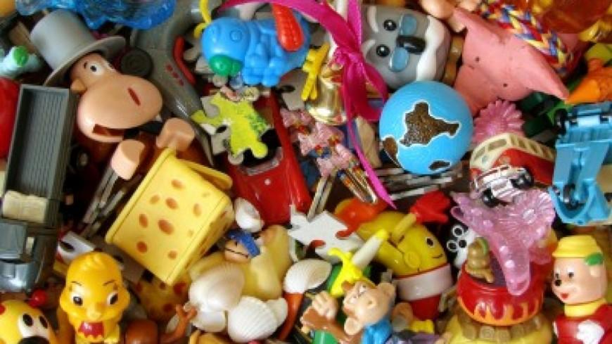 Une collecte de jouets à Chambéry