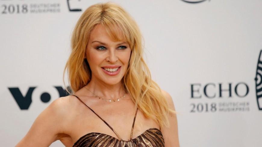 Kylie Minogue: la sécurité de son concert renforcé
