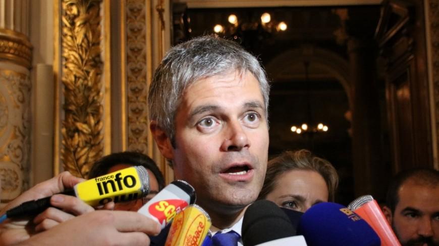 Laurent Wauquiez renonce aux législatives