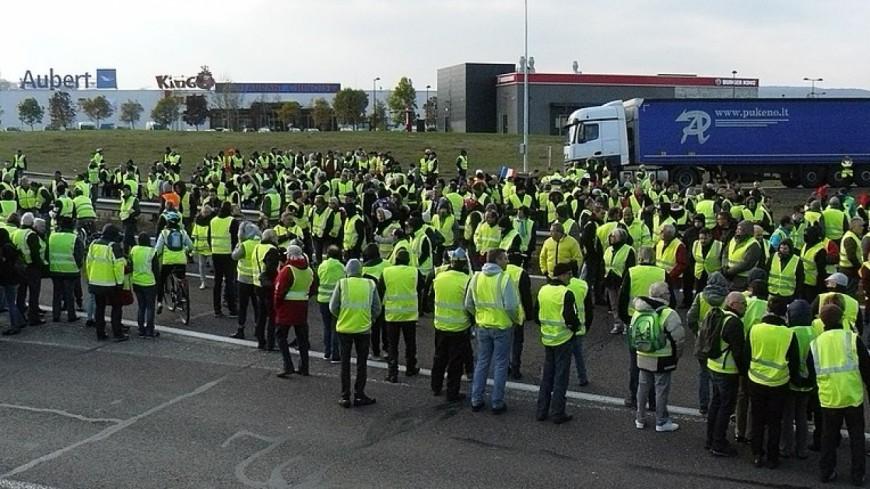 L'économie locale souffre des manifestations