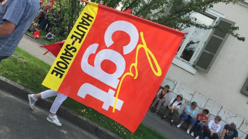1200 manifestants dans les rues de Chambéry