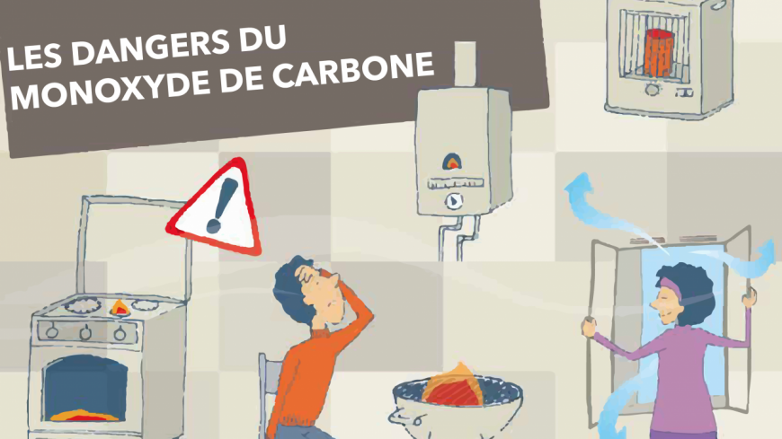 Attention au monoxyde de carbone !