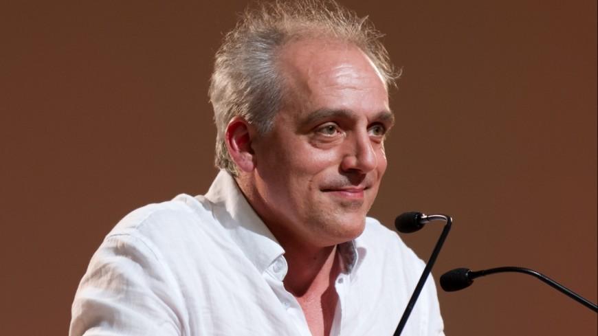 Philippe Poutou en meeting à Annecy