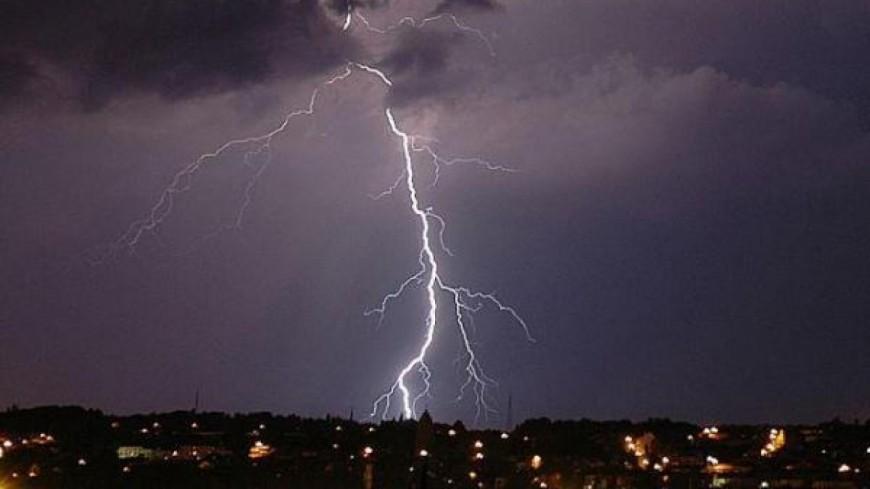 L'Ain placé en vigilance orange aux orages