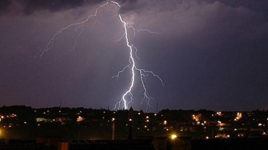 Vigilances orange pour orages sur l'Ain