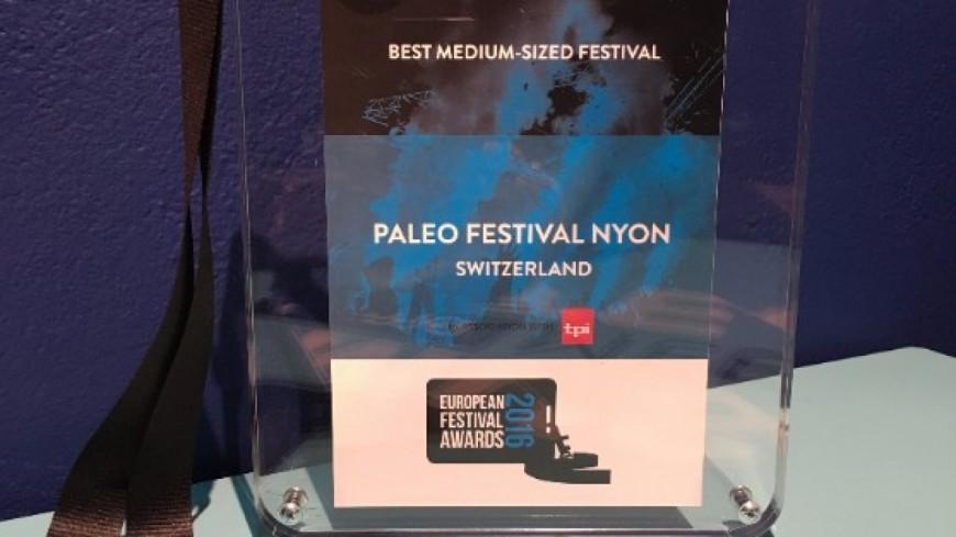 Le meilleur festival européen est suisse