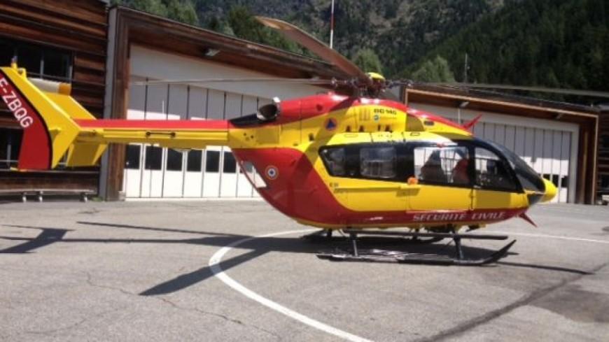 De nombreux accidents de ski dans la région