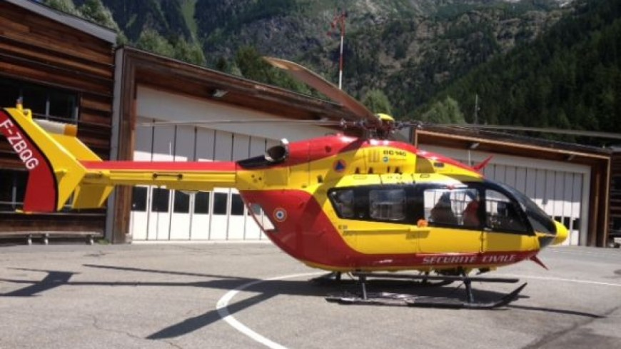 Chute mortel d'un alpiniste à Val d'Isère