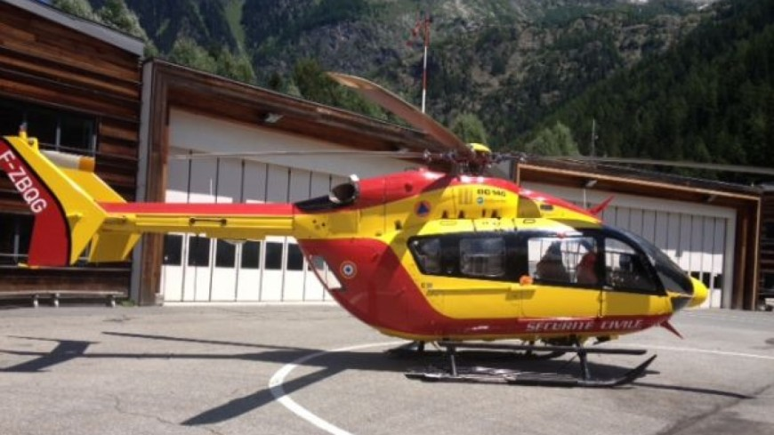 Un nouveau drame dans le Mont-Blanc