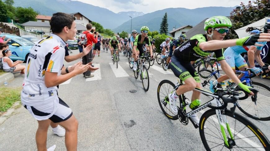 Les Savoie à l'honneur pour le Tour 2018