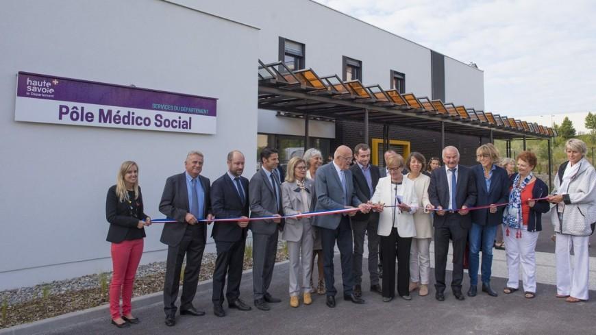 Un nouveau pôle médico-social à Seynod