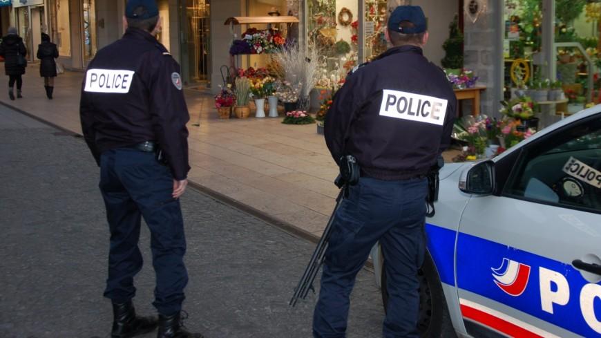 Deux voleurs placés en garde à vue à Annecy