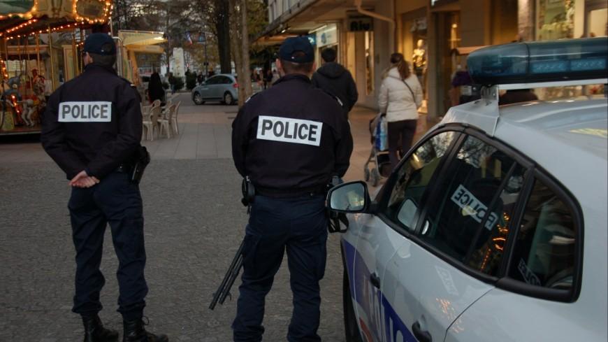 Des courses poursuites dans les rues d'Annecy