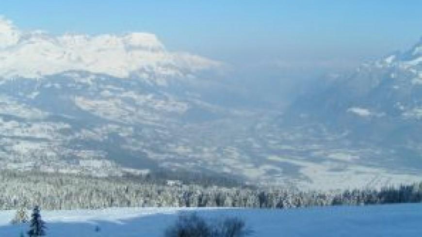 Un épisode de pollution en Pays de Savoie