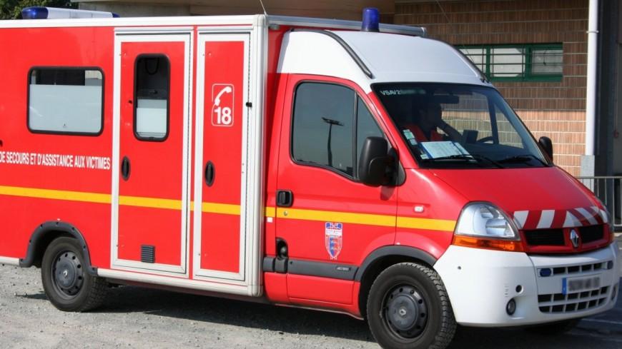 Un chalet part en fumée à Cordon