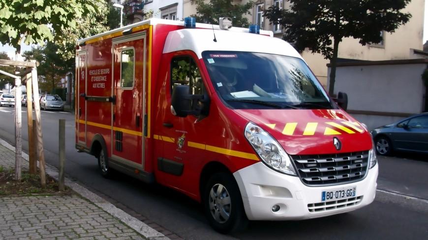 Une voiture renverse une fille à Aix-les-Bains