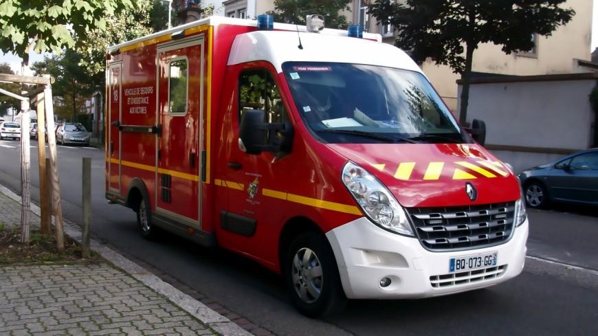 4 gendarmes intoxiquées lors d'un incendie