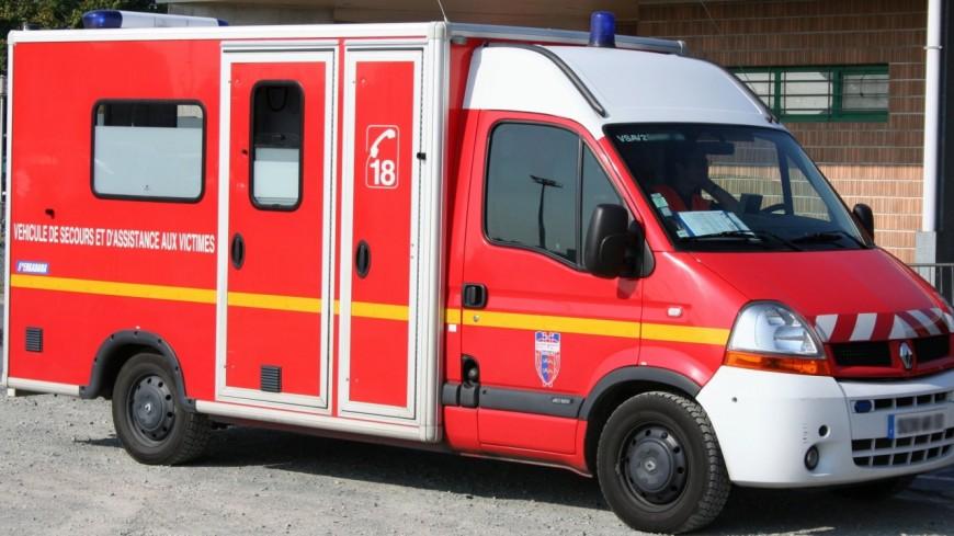 Un accident mortel à Aix-les-Bains