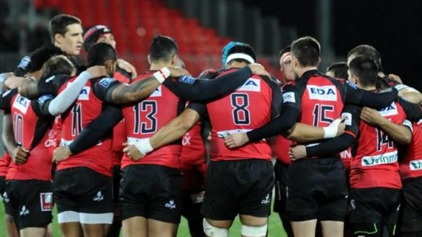 Rugby : L'US Oyonnax est en forme !