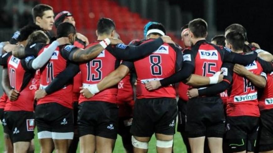 Rugby : Oyonnax reçoit Aurillac