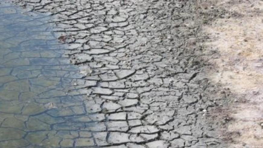 La Savoie toujours placé en alerte sécheresse