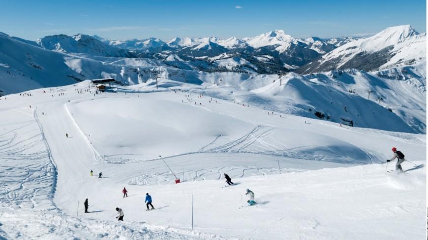 Les stations de ski ouvertes dans la région