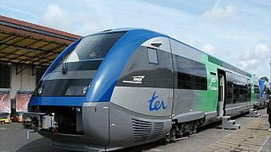 La Région signe une convention avec la SNCF