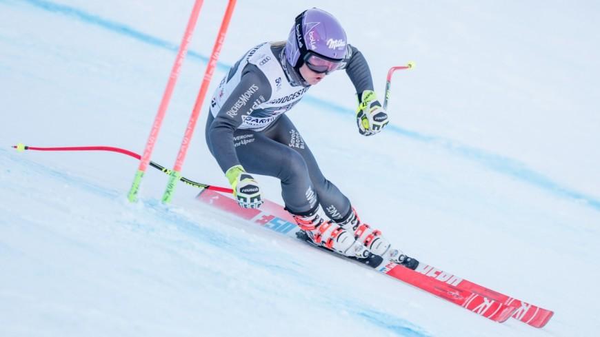 Ski : Victoire pour Tessa Worley