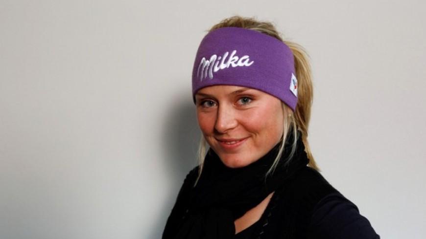Tessa Worley championne du monde à St-Moritz
