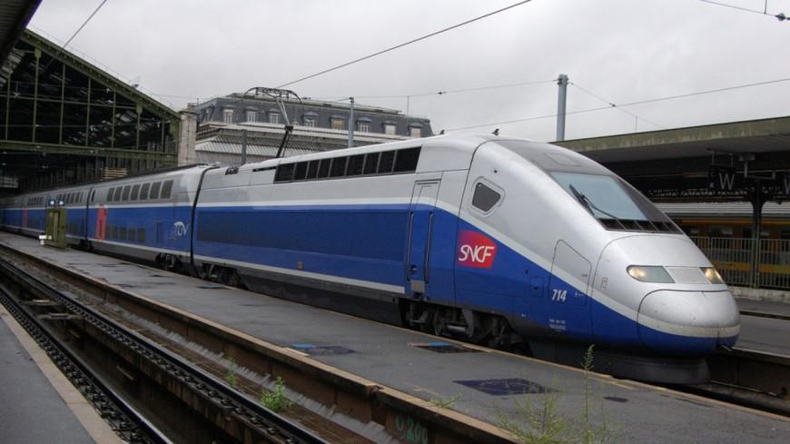 Un accident ferroviaire spectaculaire à La Ravoire