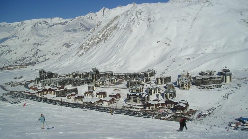 Le glacier de la Grande Motte ouvre à Tignes