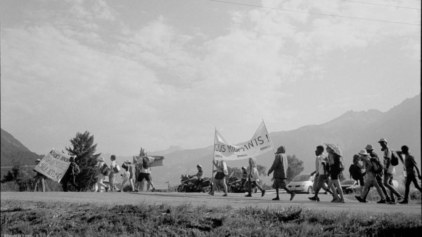 Débat autour de l'accueil des migrants à Chambéry