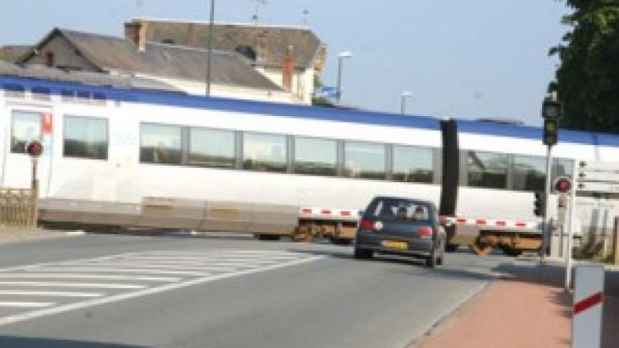 Une femme percutée par un train en Haute-Savoie