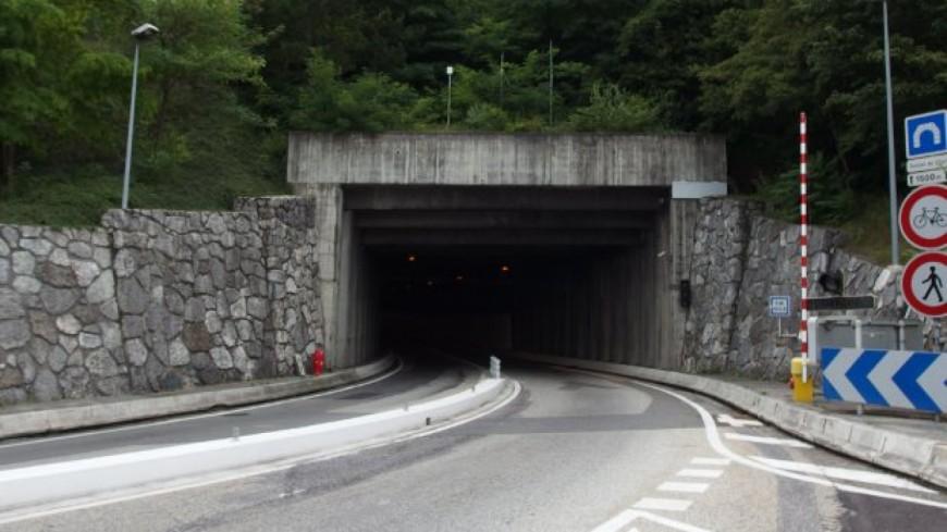 Fin des travaux pour le tunnel du Chat