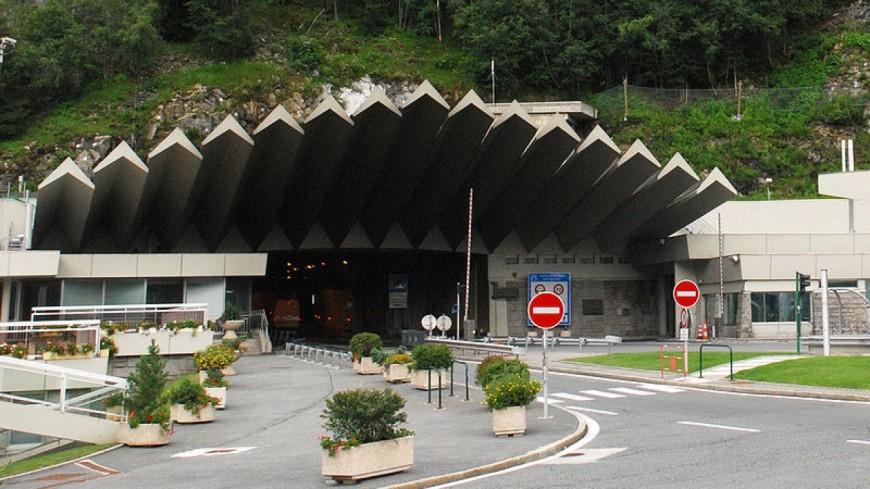 Le tunnel du Mont-Blanc sera fermé cette nuit
