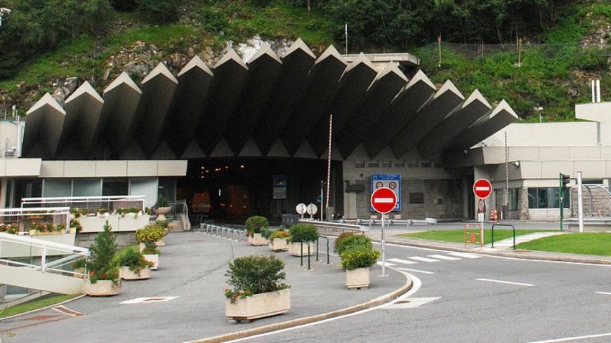 Le tunnel du Mont-Blanc fermé la nuit prochaine