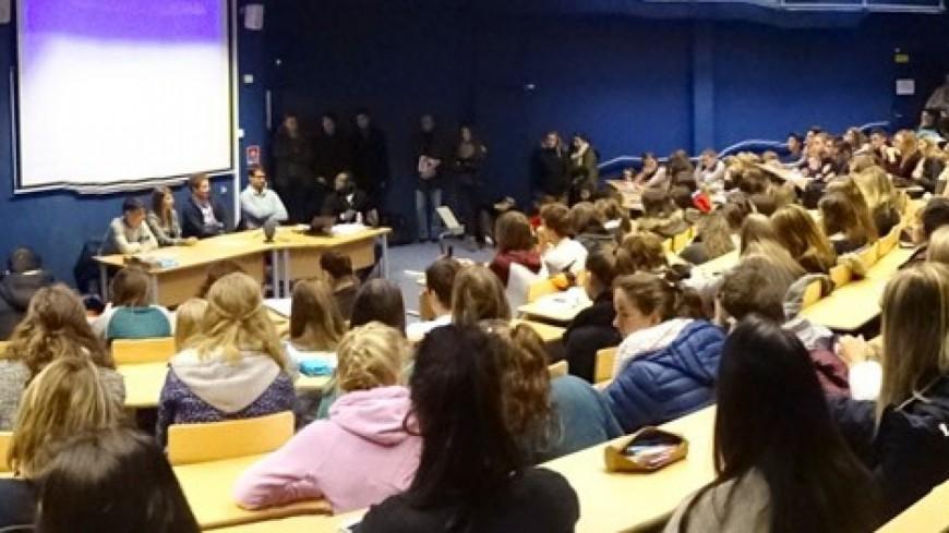 Annecy un rendez vous sur l 39 apprentissage - Bureau information jeunesse annecy ...
