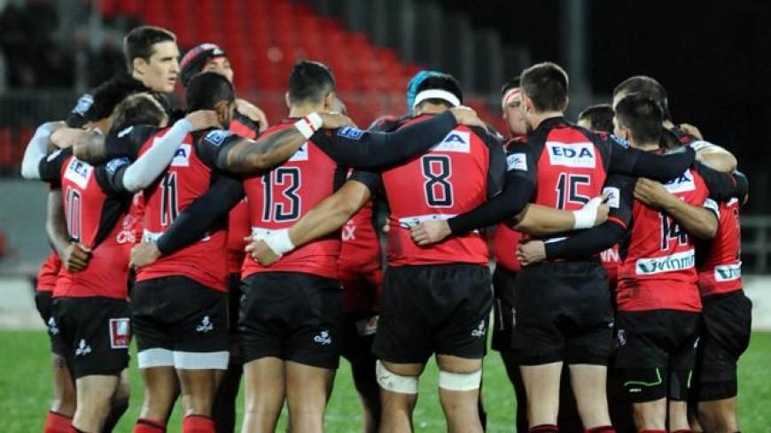 Rugby : Oyonnax s'incline une nouvelle fois