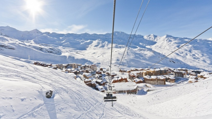 Val Thorens ouvre ses pistes ce weekend !