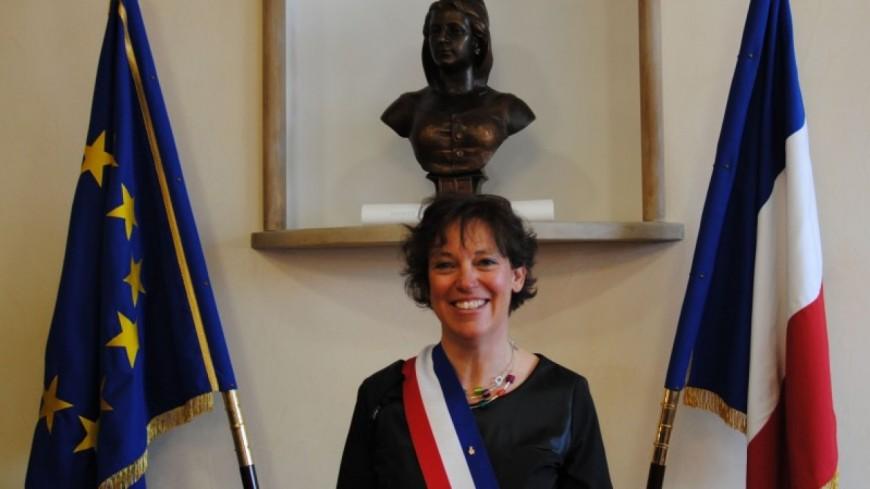 Chantal Vannson élue nouveau maire de Marnaz