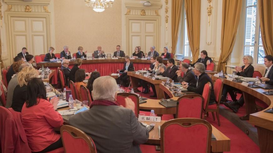 La Haute-Savoie a voté son budget pour 2018