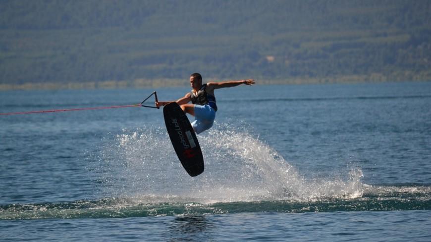 Un wakeboarder victime d'un malaise cardiaque