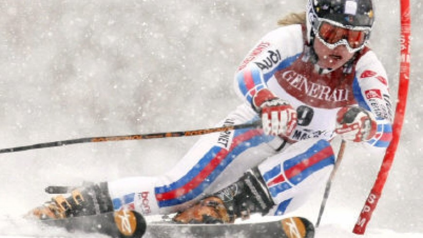 Retour gagnant pour la skieuse Tessa Worley