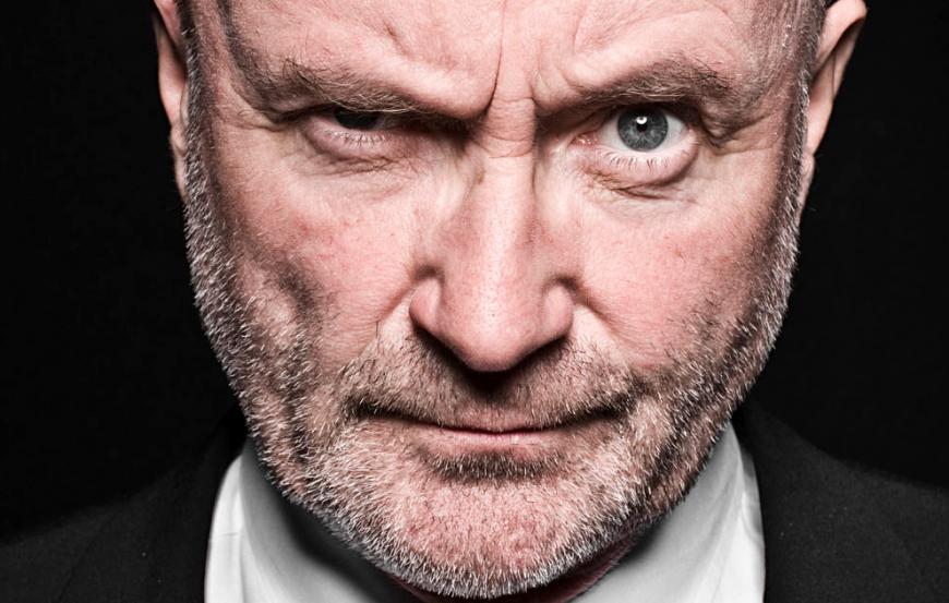 USA, Phil Collins, victime d'une chute, a été hospitalisé!