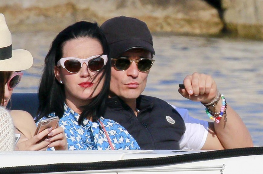 Katy Perry et Orlando Bloom se sont séparés