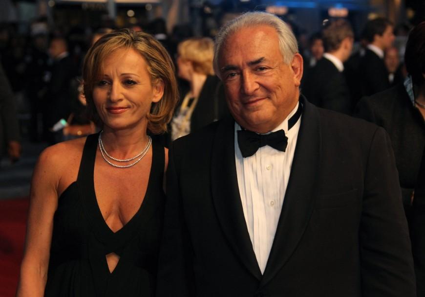 DSK s'est marié : on vous dit tout sur sa nouvelle compagne