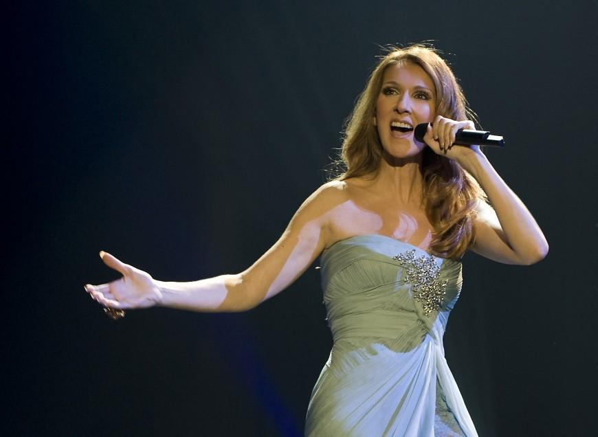 Céline Dion bientôt dans The Voice édition US !