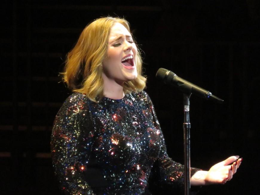 Adèle annule ses concerts